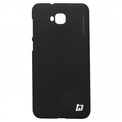 کاور هوانمین مدل Hard Case مناسب برای گوشی موبایل ایسوس ZenFone 4 Selfie ZD553KL (مشکی)