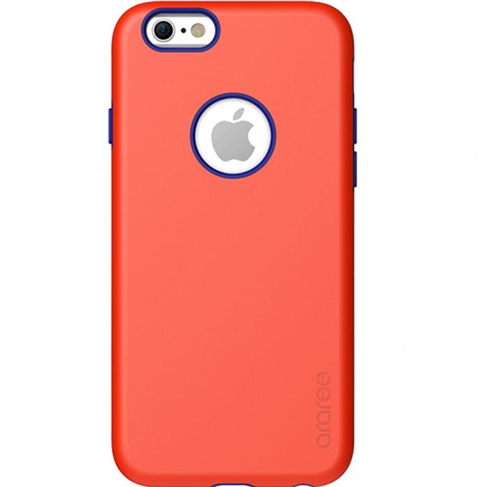 کاور آراری مدل Amy Orange Coral مناسب برای گوشی موبایل آیفون 6 پلاس/6s پلاس