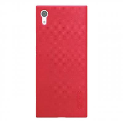 کاور نیلکین مدل Super Frosted Shield مناسب برای گوشی موبایل سونی Xperia XA1 (طلایی)