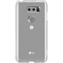 کاور اسپیگن مدل Liquid Crystal مناسب برای گوشی موبایل ال جی V30