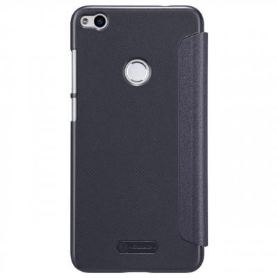 کیف کلاسوری نیلکین مدل New Leather Sparkle مناسب برای گوشی موبایل هوآوی Honor 8 Lite