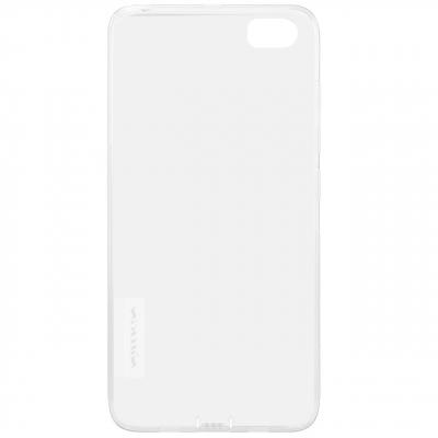 کاور نیلکین مدل Nature TPU مناسب برای گوشی موبایل XIAOMI Mi 5 (سفید)