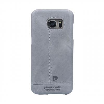 کاور چرمی پیرکاردین مدل PCL-P03 مناسب برای گوشی سامسونگ گلکسی S7 edge