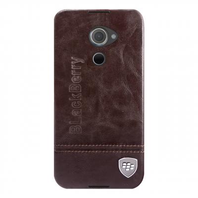 کاور بلک بری مدل چرمی مناسب برای گوشی موبایل بلک بری DTEK60 (قرمز)