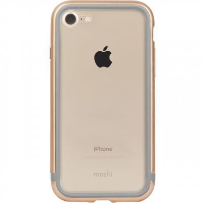 کاور موشی مدل Luxe مناسب برای گوشی موبایل آیفون 8/7