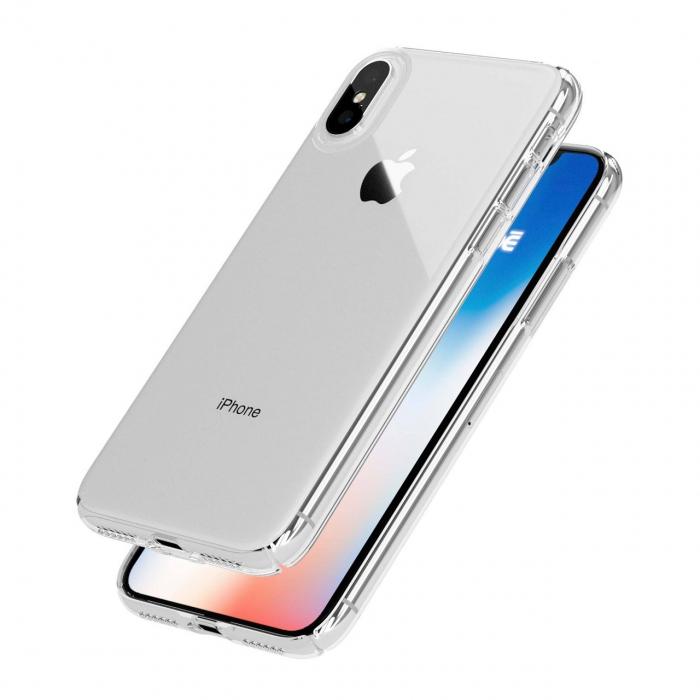 کاور کیریستال Momax مناسب برای گوشی ایفون X مدل 360