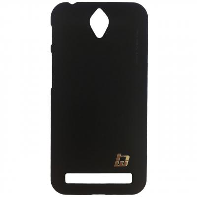 کاور هوانمین مدل Hard Case مناسب برای گوشی موبایل ایسوس Zenfone Go 4.5 / ZB452KG (مشکی)