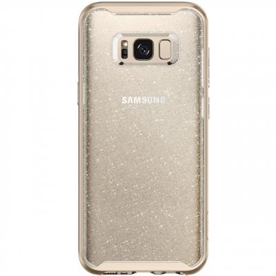 کاور اسپیگن مدل Neo Hybrid Crystal Glitter مناسب برای گوشی موبایل سامسونگ Galaxy S8