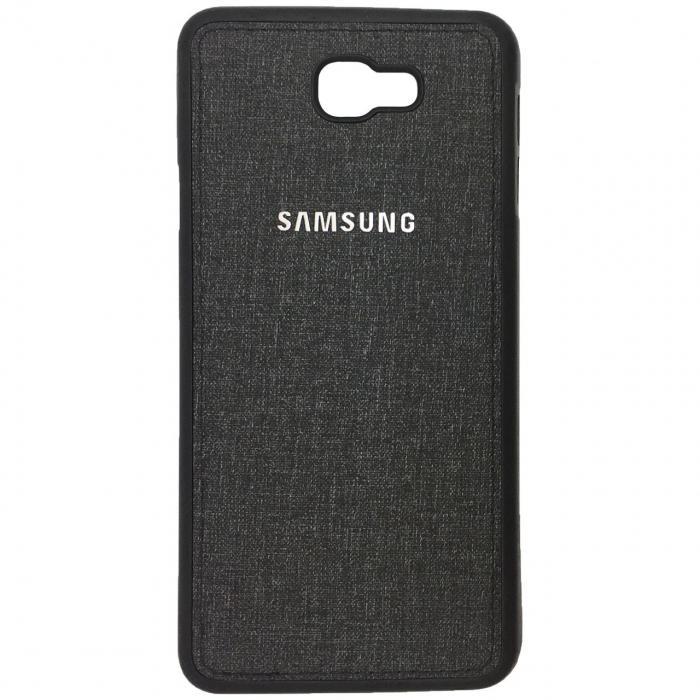 کاور ژله ای طرح پارچه مناسب برای گوشی موبایل سامسونگ Galaxy J7 Prime
