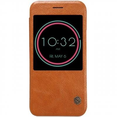 کیف کلاسوری نیلکین مدل Qin مناسب برای گوشی موبایل HTC 10/10Lifestyle (قهوه ای)