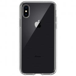 کاور اسپیگن مدل Case Liquid Crystal مناسب برای گوشی موبایل اپل iPhone X