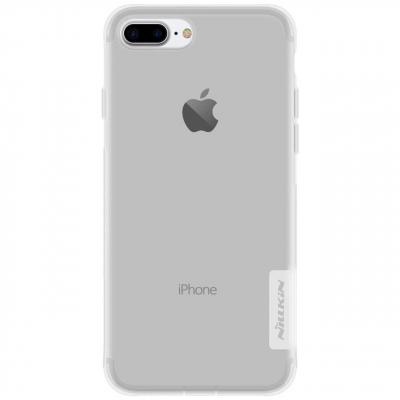 کاور نیلکین مدل N-TPU مناسب برای گوشی موبایل آیفون 7 Plus (بی رنگ)