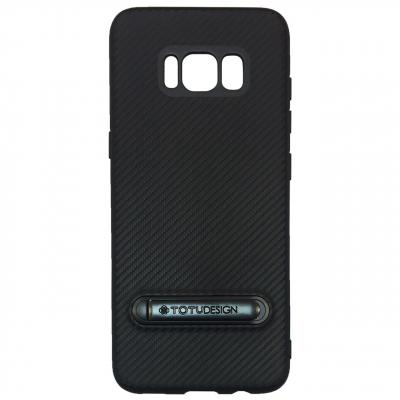 کاور توتو مدل Slim مناسب برای گوشی موبایل سامسونگ Galaxy S8 (مشکی)