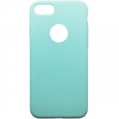 کاور سیلیکونی مدل Full مناسب برای گوشی آیفون 7 (آبی روشن)
