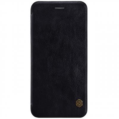 کیف کلاسوری چرمی نیلکین مدل Qin مناسب برای گوشی موبایل اپل آیفون 8 (مشکی)