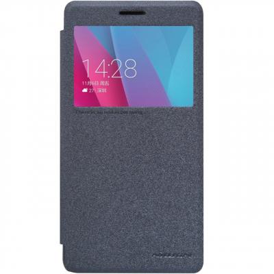 کیف کلاسوری نیلکین مدل New Leather Sparkle مناسب برای گوشی موبایل هوآوی 5X