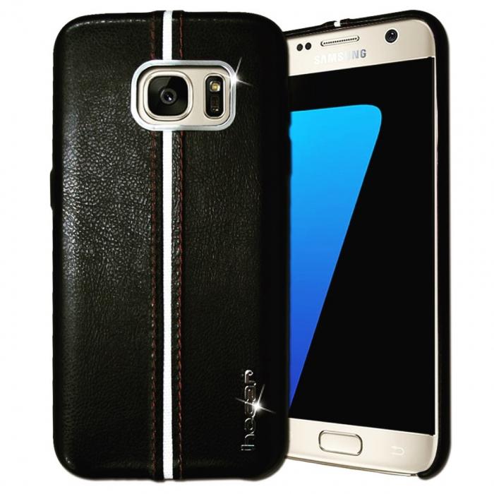 کاور محافظ چرمی هوکار مدل Sport مناسب برای گوشی سامسونگ Galaxy S7 Edge
