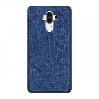 کاور اس ویو مدل Cloth مناسب برای گوشی موبایل هواوی Mate 9 (آبی)