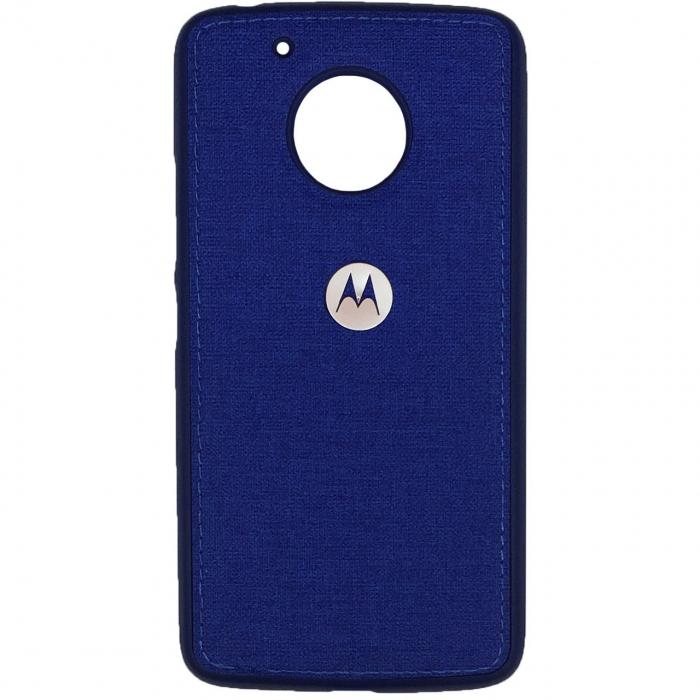 کاور ژله ای طرح پارچه مناسب برای گوشی موبایل موتورولا Moto G5