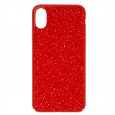 کاور بلینگ ورد مناسب برای گوشی موبایل آیفون X/10 (قرمز)
