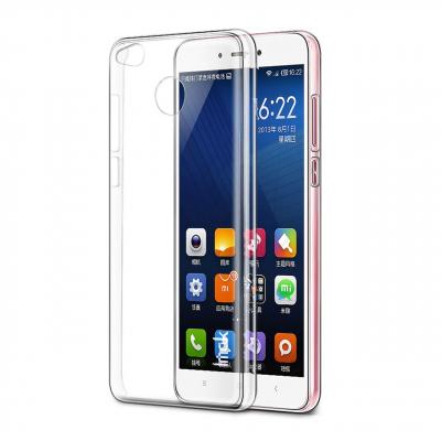 قاب ژله ای مناسب برای گوشی موبایل Xiaomi Redmi 4x (بی رنگ شفاف)