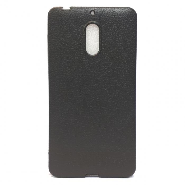 کاور طرح چرم مدل Protective Case مناسب برای گوشی نوکیا 6