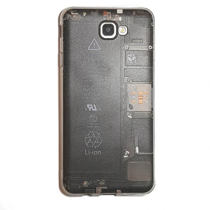 کاور الفین مدل SC02043P مناسب برای گوشی سامسونگ Galaxy J7 Prime
