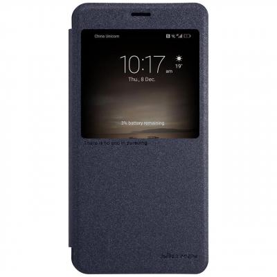 کیف کلاسوری نیلکین مدل New Leather Sparkle مناسب برای گوشی موبایل هوآوی Mate 9