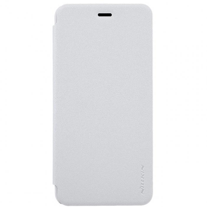 کیف کلاسوری نیلکین مدل New Leather Sparkle مناسب برای گوشی موبایل Asus Zenfone 3Max ZC520