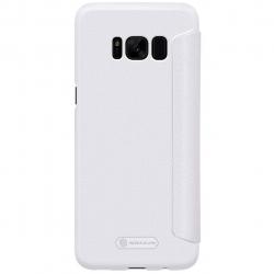 کیف کلاسوری نیلکین مدل New Leather Sparkle مناسب برای گوشی موبایل سامسونگ Galaxy S8