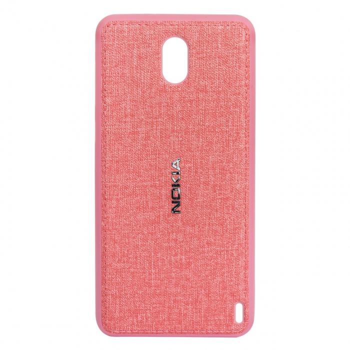 کاور اس ویو مدل Cloth مناسب برای گوشی موبایل نوکیا 2