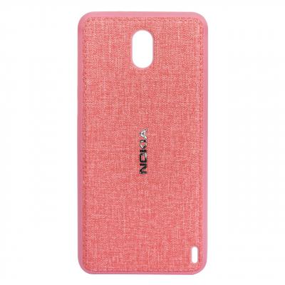 کاور اس ویو مدل Cloth مناسب برای گوشی موبایل نوکیا 2 (آبی)