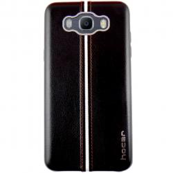 کاور محافظ چرمی هوکار مدل Sport مناسب برای گوشی سامسونگ Galaxy J7 2016