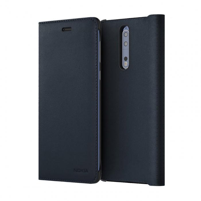 کاور نوکیا مدل Leather مناسب برای گوشی موبایل نوکیا 8