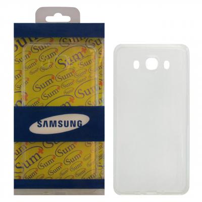 کاور گوشی ژله ای مناسب برای گوشی موبایل سامسونگ S6 (بی رنگ)
