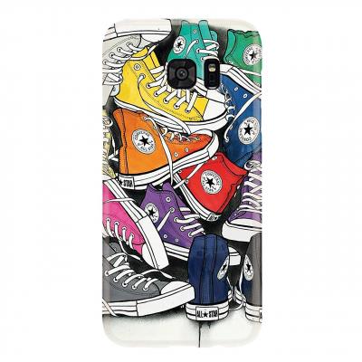 کاور زیزیپ مدل 819G مناسب برای گوشی موبایل سامسونگ گلکسی S7 Edge (چند رنگ)