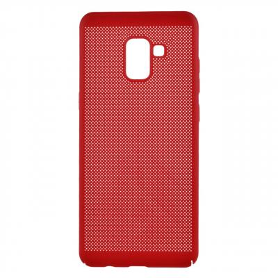 کاور مدل هاردمش مناسب برای گوشی موبایل سامسونگ Galaxy A8 2018