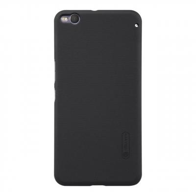 کاور نیلکین مدل Super Frosted Shield مناسب برای گوشی موبایل اچ تی سی HTC One X9 (مشکی)