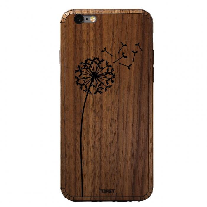 کاور چوبی تست مدل Dandelion مناسب برای گوشی های موبایل آیفون 6/6s