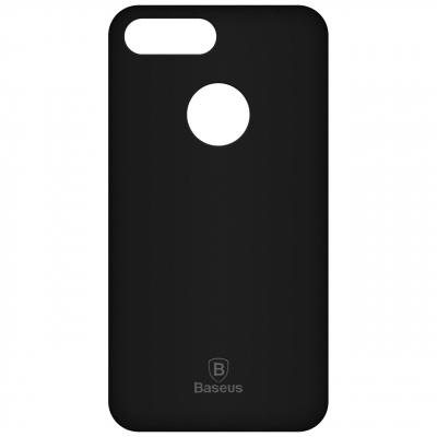 کاور ژله ای باسئوس مدل Soft Jelly مناسب برای گوشی موبایل اپل آیفون 7Plus (صورتی)