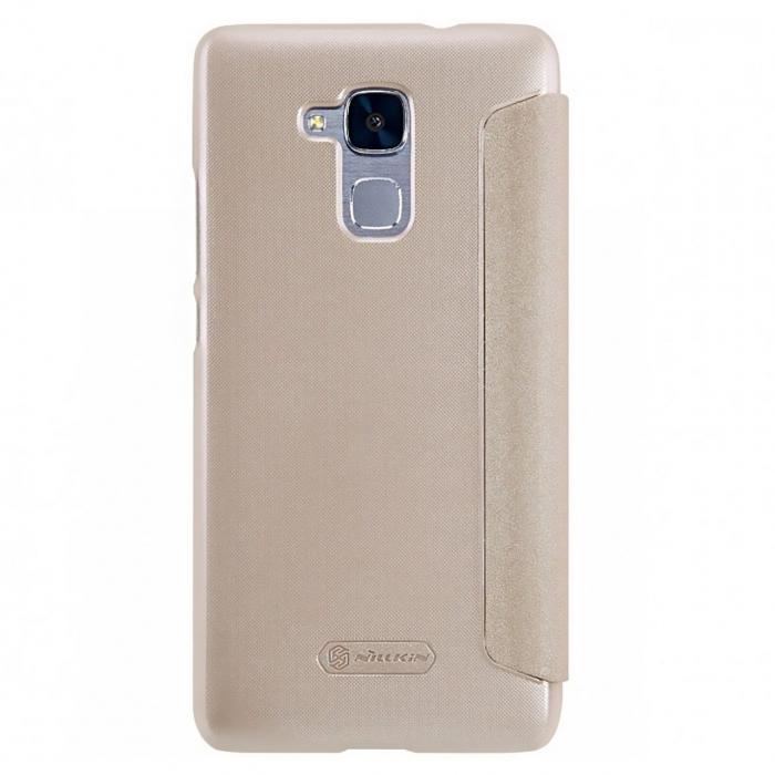 کیف کلاسوری نیلکین مدل New Leather Sparkle مناسب برای گوشی موبایل  هواوی GT3