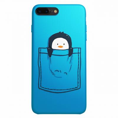 کاور زیزیپ مدل 828G مناسب برای گوشی موبایل آیفون 7 پلاس (آبی)