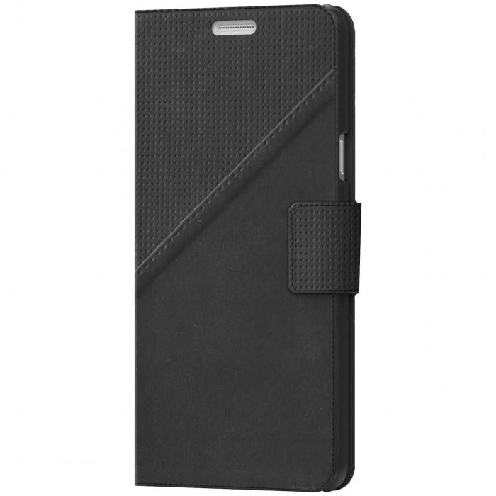 کیف کلاسوری موزو مدل Black Golf مناسب برای گوشی موبایل سامسونگ A3 2016