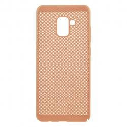 کاور مدل هاردمش مناسب برای گوشی موبایل سامسونگ Galaxy A8 Plus 2018