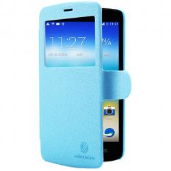 کیف کلاسوری نیلکین مدل New Leather Sparkle مناسب برای گوشی موبایل Huawei Honor 3C Lite