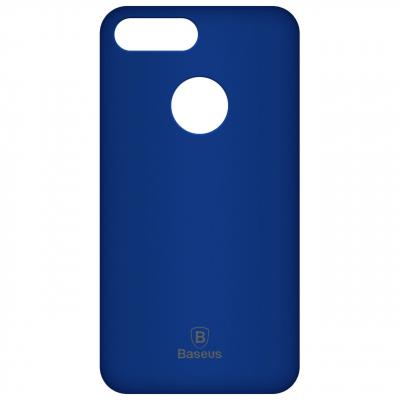 کاور ژله ای باسئوس مدل Soft Jelly مناسب برای گوشی موبایل اپل آیفون 8Plus (طلایی)