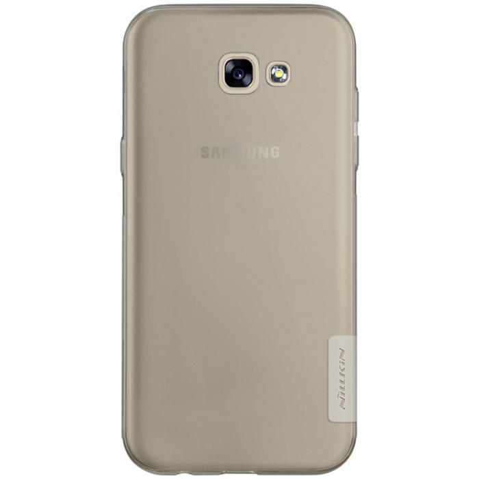 کاور نیلکین مدل N-TPU مناسب برای گوشی موبایل سامسونگ Galaxy A3 2017