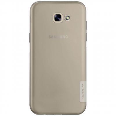 کاور نیلکین مدل N-TPU مناسب برای گوشی موبایل سامسونگ Galaxy A3 2017 (بی رنگ)