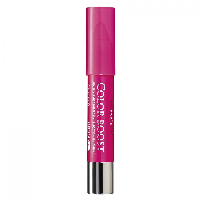 رژ لب مدادی بورژوآ مدل Color Boost شماره 02