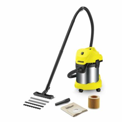 جاروبرقی آب و خاک کرشر مدل MV/WD 3 Premium (زرد)
